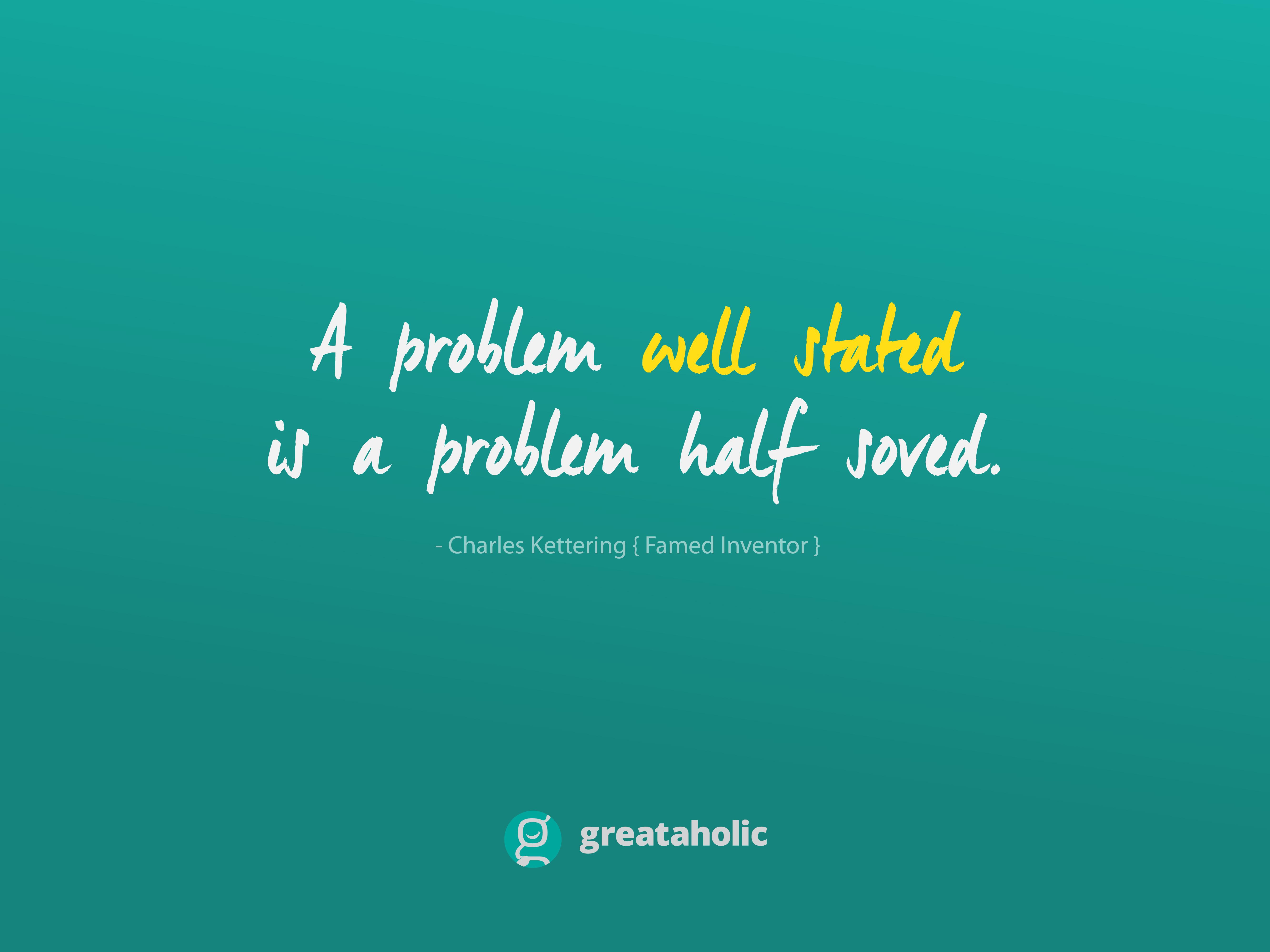 Greataholic Quote 2