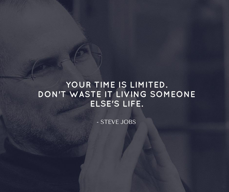Steve Jobs Quote - Greataholic
